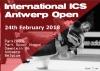 International Antwerp Open 2018 Antwerpen