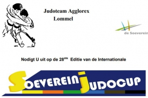 Soeverein Judo Cup -15 -18 -21/+21